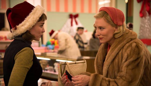 Haynes: 'Carol' muestra que en el amor hay que abrirse