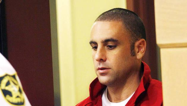 Pablo Ibar, preso español en Florida, en 2009.