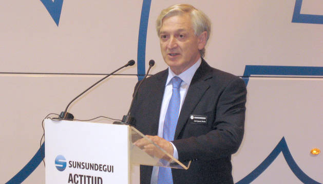 José Ignacio Murillo, director general de Sunsundegui