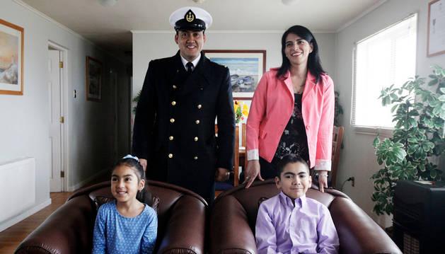 La vida de una familia chilena en el faro de cabo de Hornos