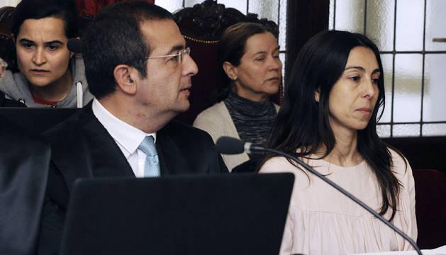 Raquel Gago ocultó a su hermana que vio a Triana después del crimen