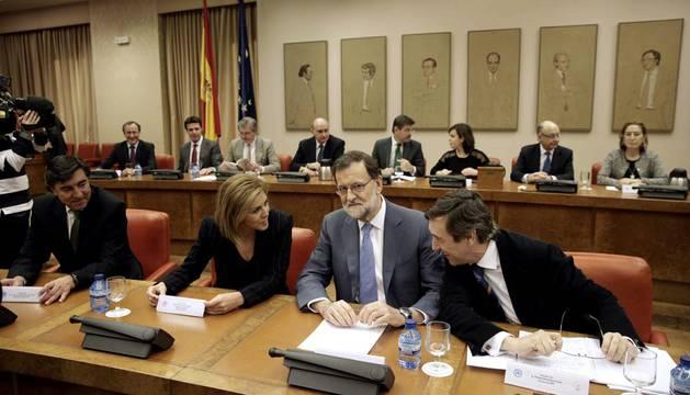 Rajoy dice
