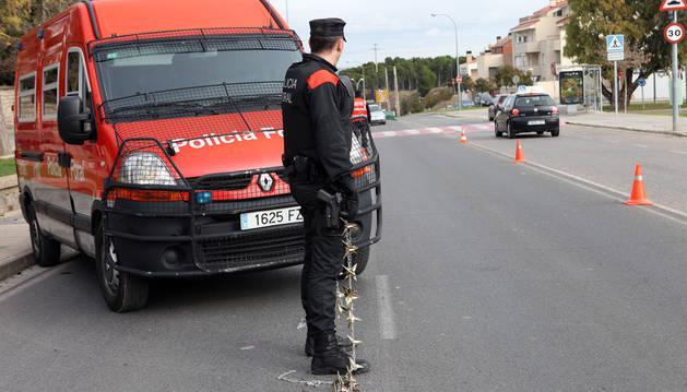 """Interior planea reorganizar la estructura de Policía Foral para """"disminuir el gasto"""""""