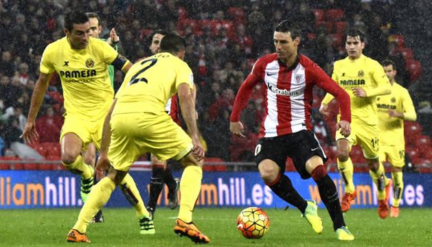 Empate sin goles entre el Athletic y el Villareal