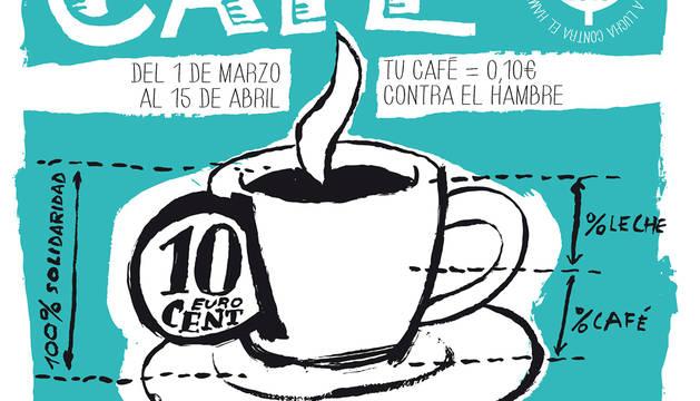 Logotipo de 'Operación café'.