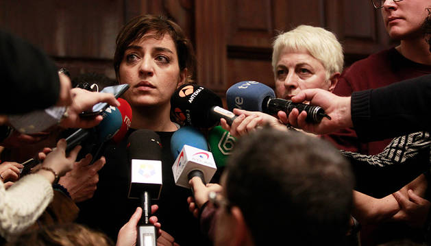 La delegada de Cultura y Deportes del Ayuntamiento de Madrid, Celia Mayer.