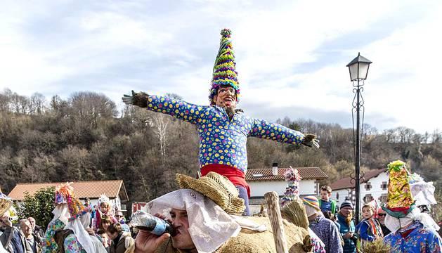 Carnavales en Lantz 2016