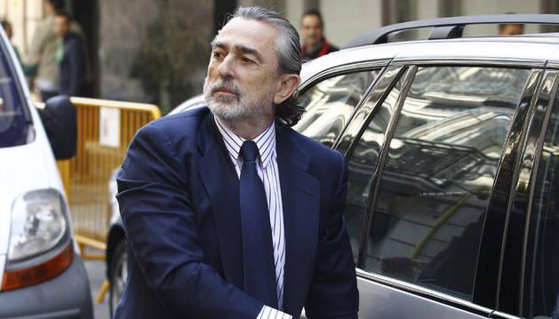 Francisco Correa, presunto cabecilla de la trama Gürtel.