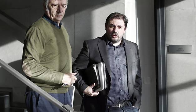 Geroa Bai y EH Bildu rechazan una declaración de I-E de condena a ETA
