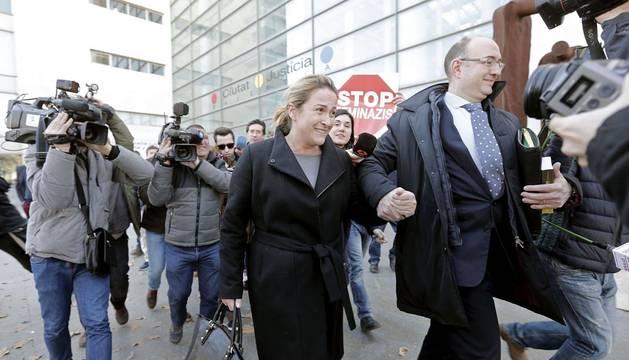 Seis ediles del PP valenciano siguen investigados tras declarar ante el juez