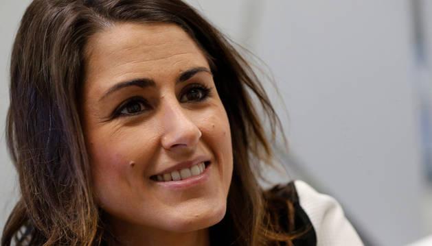 La representante española en Eurovisión, Bárbara Reyzábal, conocida como Barei.