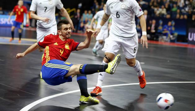 España estará en su octava final.