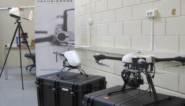drones, technidrone