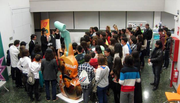 Actividad organizada por la Casa de la Juventud.