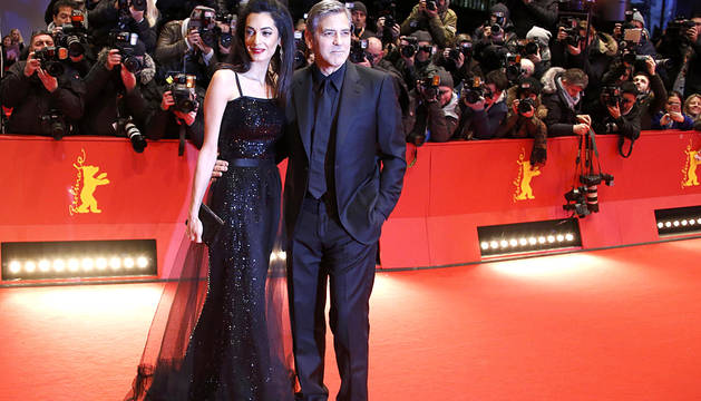 Desfile de estrellas por la alfombra roja de la Berlinale