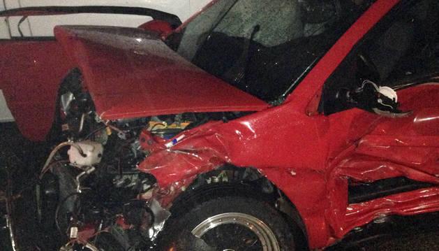 Casi 40 vehículos accidentados provocan retenciones en Ourense