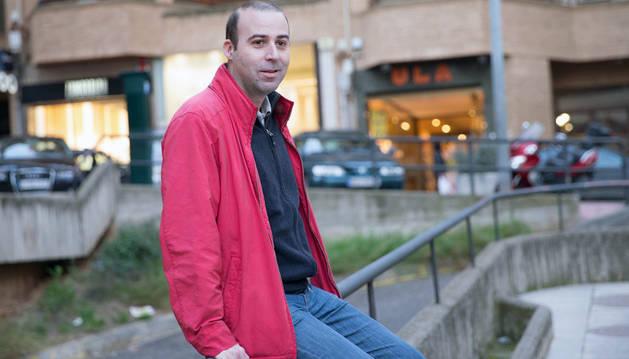 Carlos Fernández González, ganador del reto 'Escenas de cine' del concurso Fototuitribera.