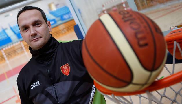 Carlos Frade, nuevo entrenador del Planasa.