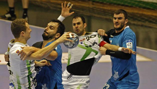 Slava Kisselev debutó con Anaitasuna.