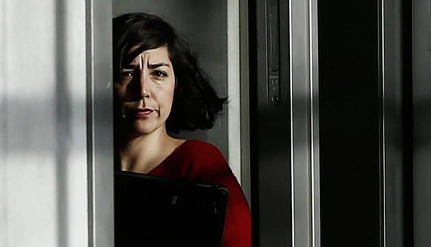 Laura Pérez, de Podemos.