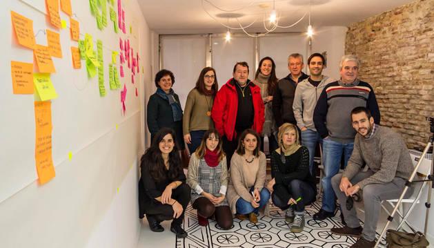 Arranca el 'proyecto piel' en torno al curtido en Estella