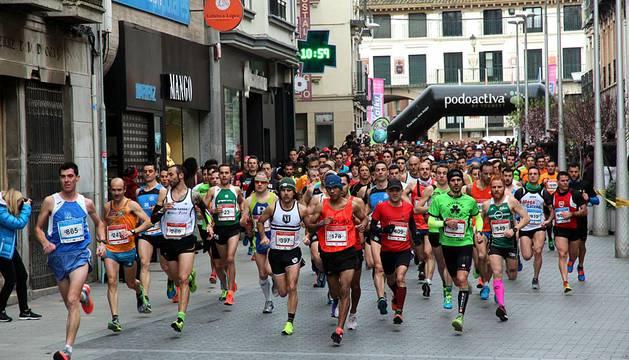 VII Media Maratón Ciudad de Tudela 2016