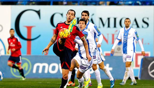 Leganés-Osasuna (2-0)