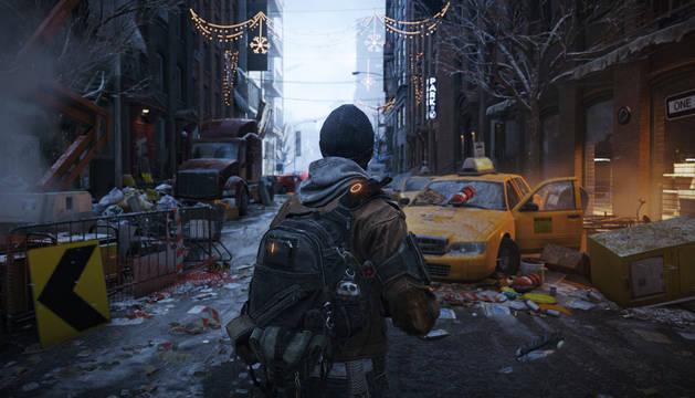 Imagen promocional del videojuego 'The Division'.