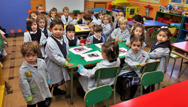 Los colegios concertados acogen a más de 37.800 alumnos, el 36% del total