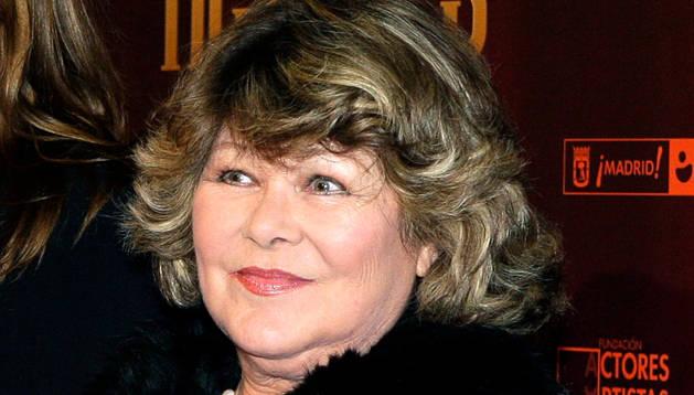 Muere en Madrid la actriz Concha Goyanes a los 69 años