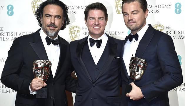 69 edición de los premios Bafta