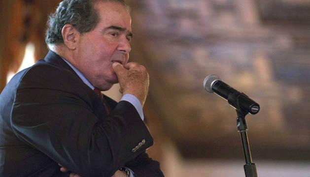 Scalia, el coloso del Tribunal Supremo de EE UU que murió en un rancho