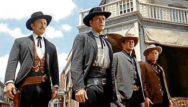 Fotograma de la película 'Duelo de titanes'.