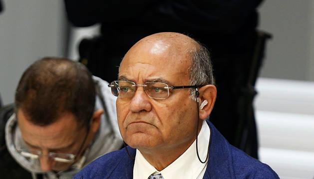 Gerardo Díaz Ferrán, expresidente de Marsans.