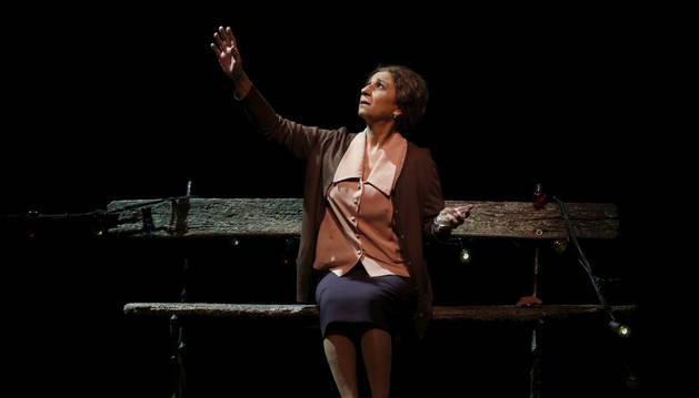 Lolita regresa a Madrid con su personaje 'Colometa'