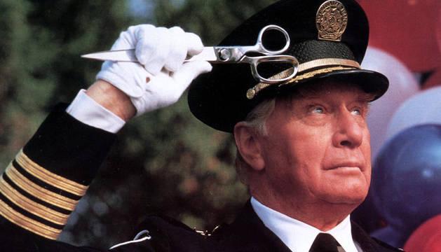 Muere George Gaynes, comandante en 'Loca academia de policía'