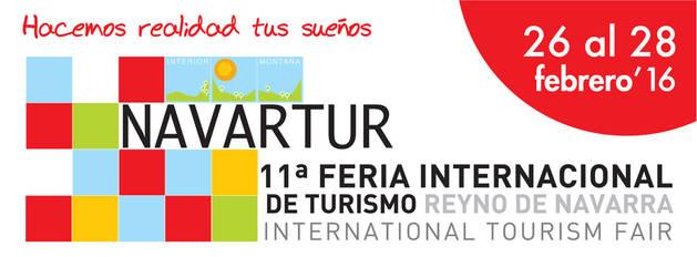 La Feria Internacional de Turismo Reyno de Navarra, Navartur, regresará del 26 al 28 de febrero.