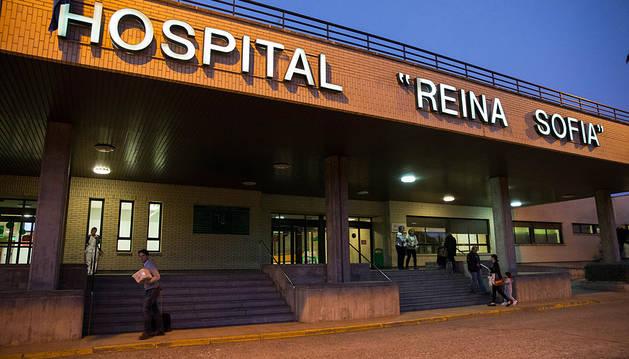 Hospital Reina Sofía de Tudela, donde trabaja la enfermera absuelta.