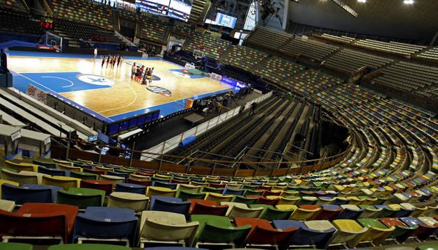 El Coliseum de A Coruña, sede de la Copa.