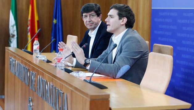 Albert Rivera asegura que si fuese Rajoy ya habría dimitido