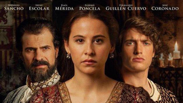 'La corona partida' se estrena este viernes en toda España
