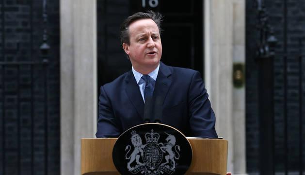 Reino Unido votará sobre la permanencia en la UE el 23 de junio