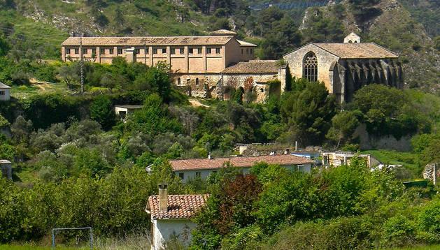 La residencia está localizada en una antiguo convento.