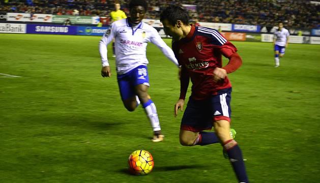 Osasuna(1)-Zaragoza(1)