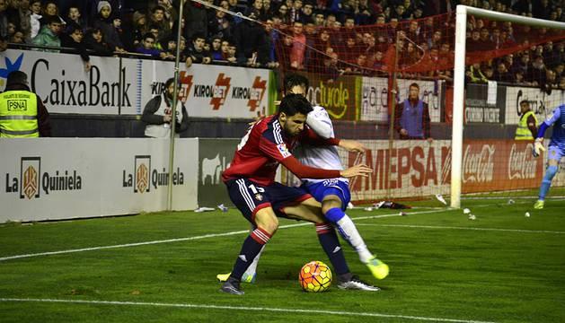 Jugadas Osasuna-Zaragoza(II)