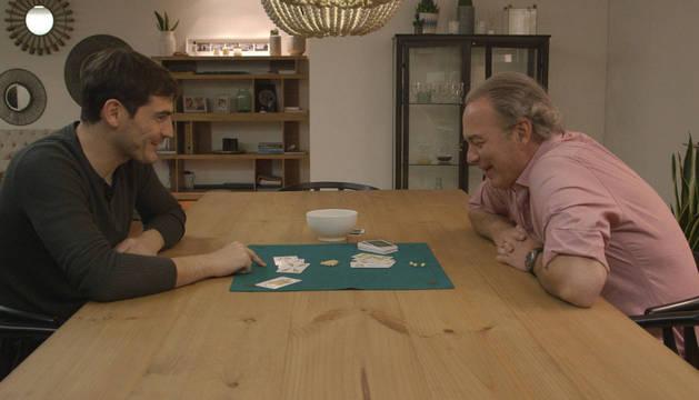 Iker Casillas se sincera con Bertín Osborne