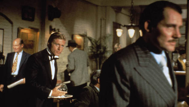 Imagen de la película 'El Golpe'.