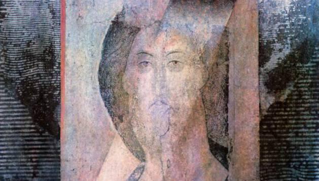 Cartel de 'Andrei Rublev', de Andrei Tarkovsky.