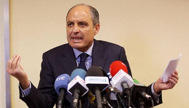 El expresident de la Generalitat Francisco Camps.