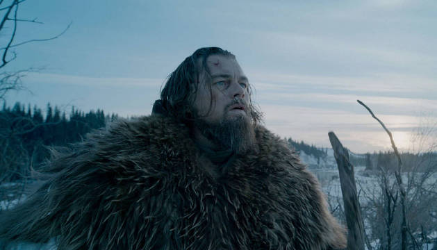 Leonardo DiCaprio interpreta a Hugh Glass en 'The Revenant'.